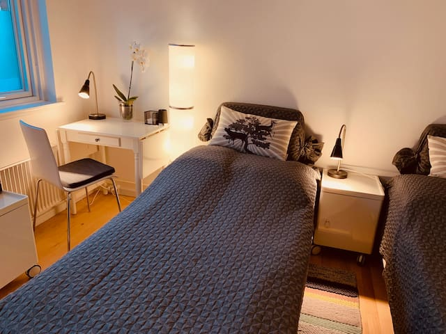 Well-equipped Room*. 12 minutes by bus to CPH CITY