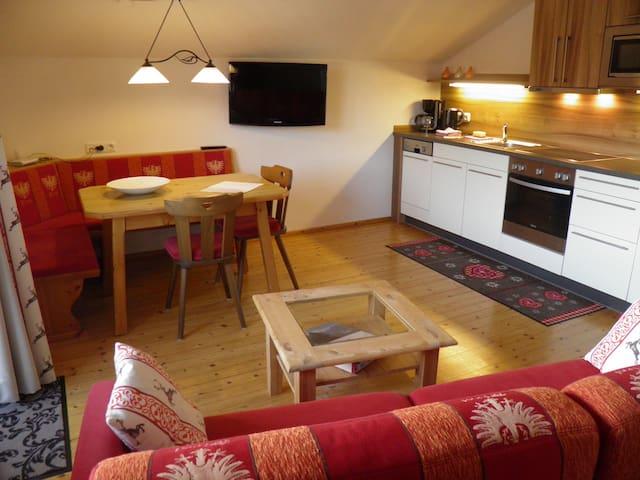 Alpenhof (Hahnenkamm) - Wängle - Apartment