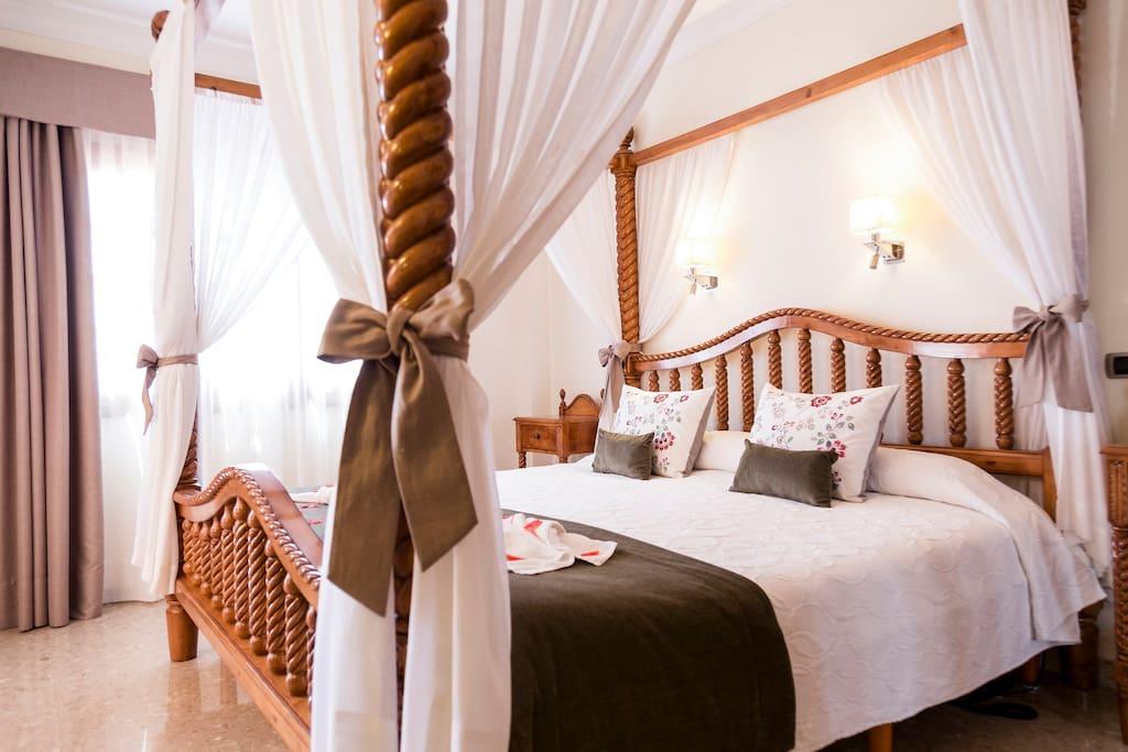 Dormitorio Grand Suite Deluxe