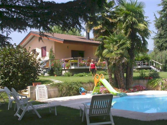 LAGO DI GARDA - SAN FELICE D/B - San Felice del Benaco - Villa