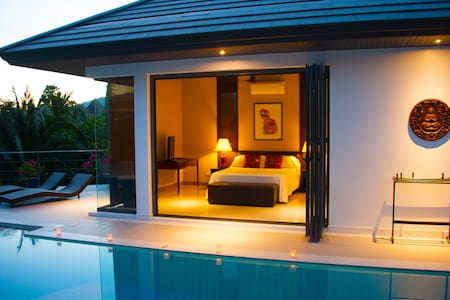 Guest bungalow in Luxury Pool Villa - Rawai - Bungalow