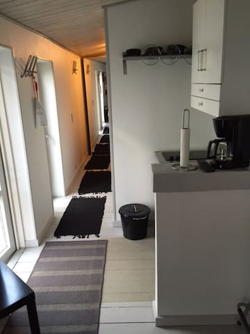 Sweet little guesthouse - Tønder - Apartament