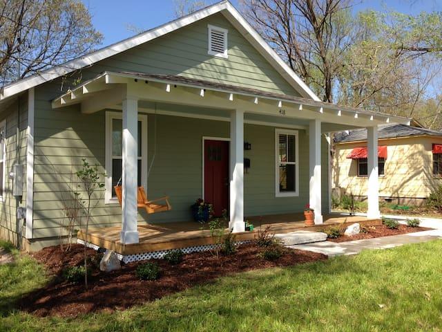 Charming Downtown Bentonville House - Bentonville - Ev