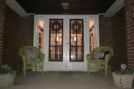 2 BR Private area 5 min to downtown - Indianapolis