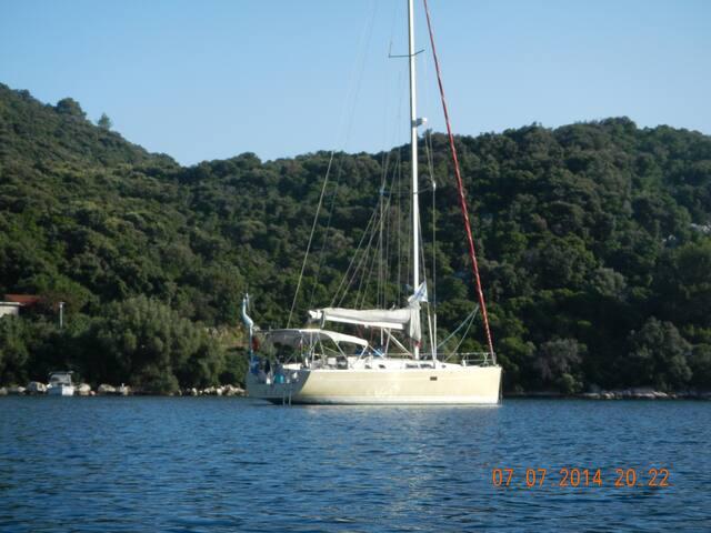 Уникальный отдых на парусной яхте