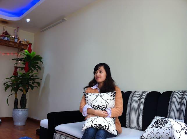 Room for rent in Hanoi, Vietnam - Hanoi, Hà Đông District, Hanoi, Vietnam - Appartement