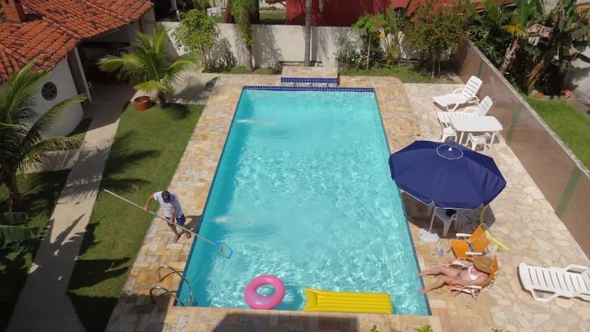 Aluga-se casa na Praia da Jureia - Iguape
