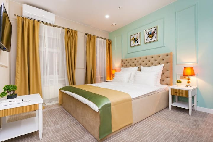 The Rooms Boutique Hotel City Center