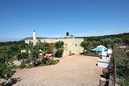 Ntina Villa, Vamos Chania Crete - Vamos - 별장/타운하우스
