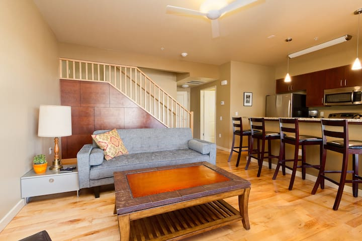 Grand Avenue Condo - Boise - Apartament