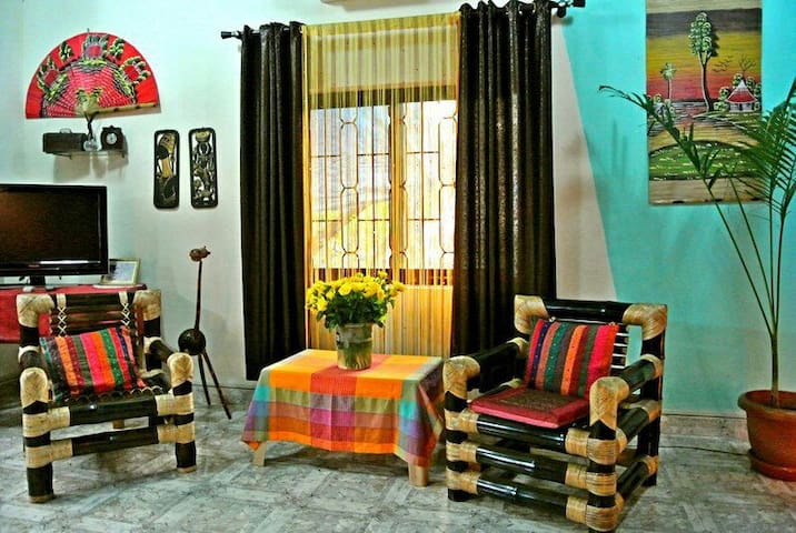 Cozy dream apartment Goa - Anjuna - Casa