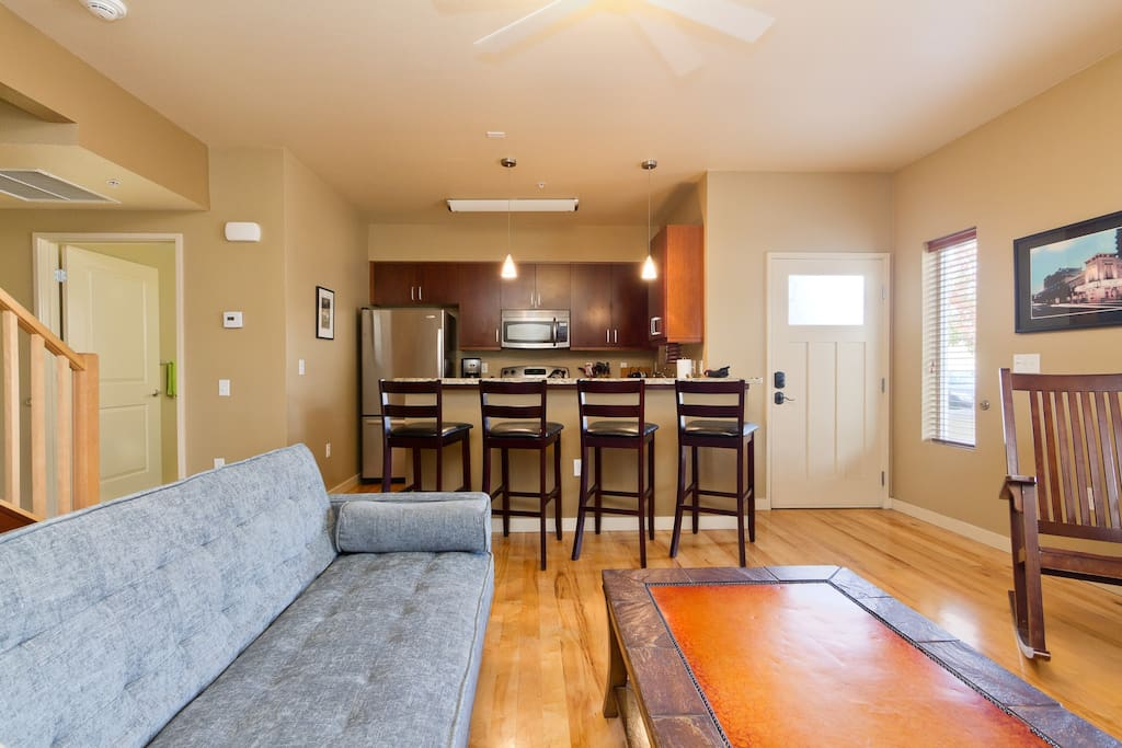 Grand Avenue Condo Apartments For Rent In Boise Idaho United States