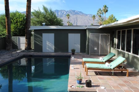 "SAVE$ ""Retreat"" QN@Villa3633 SAVE$ - Palm Springs"