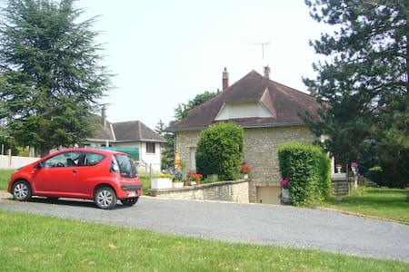 VILLA BEAUREGARD - La Roche-Posay - Apartamento