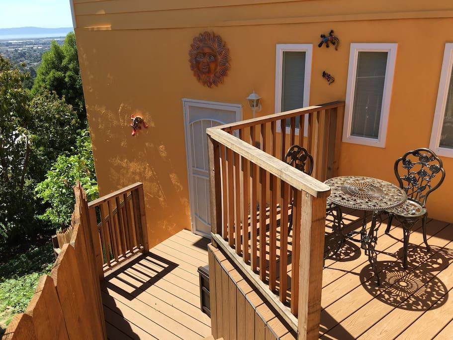 El Refugio A Private Oakland Hills Retreat Apartments