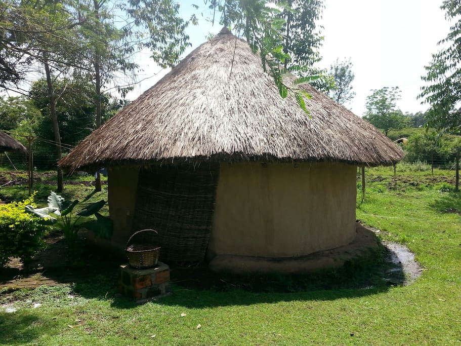 Traditional Luo Hut