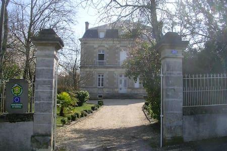 Chambres d'Hôtes du Jardin et sauna - Montendre