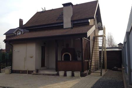 Москва, Подмосковье, уютный дом - Trubacheevka