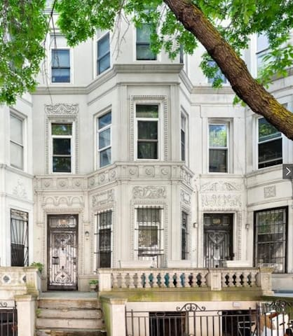 The Jewel of Crown Heights - Brooklyn - Ház