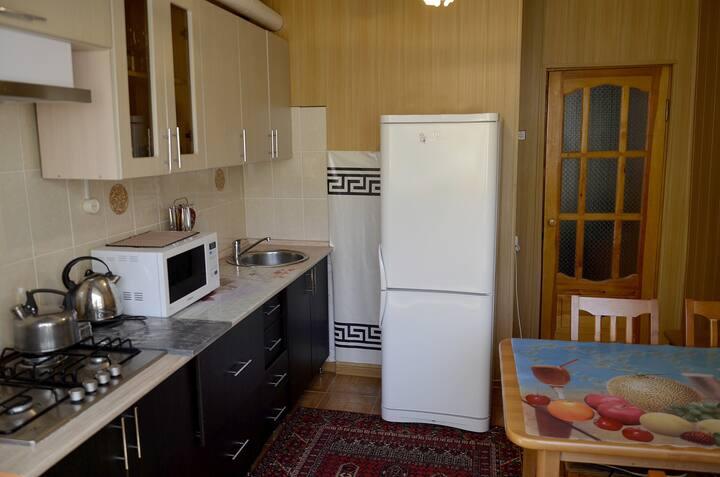 Уютная 3 комнатная квартира.