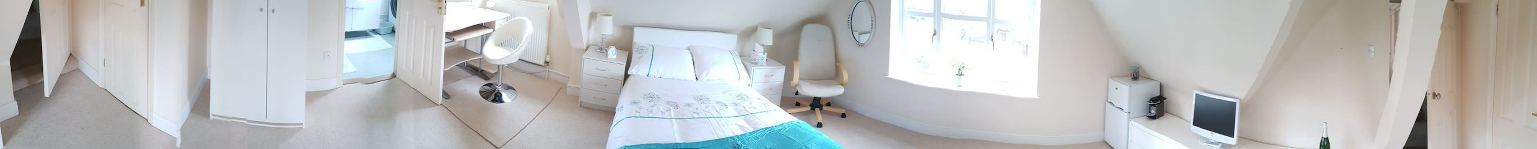 Light, Spacious Double Suite - Sutton Valence - Hus