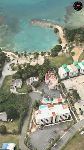 Bahia Serena beach front apartment - Cabo Rojo - Apartment