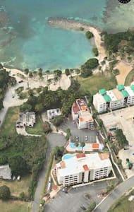 Bahia Serena beach front apartment - Cabo Rojo