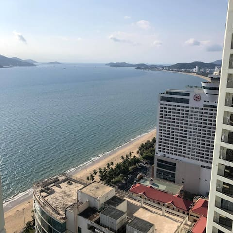 High Floor Studio with Seaview at Nha Trang Center