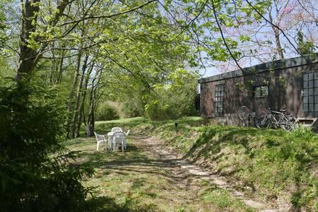 Cabin in the wild - Mirabel-et-Blacons - Bungalow