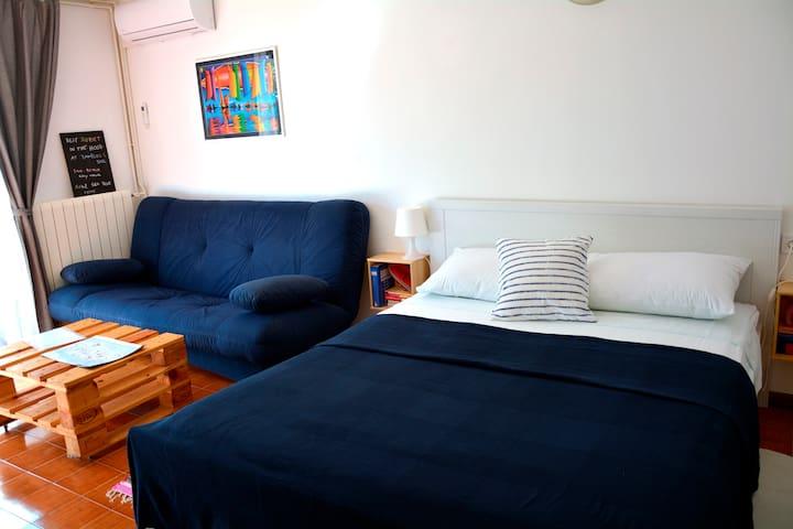 HAPPY Apartment BLU Zadar #Free Parking,Bikes&WiFi