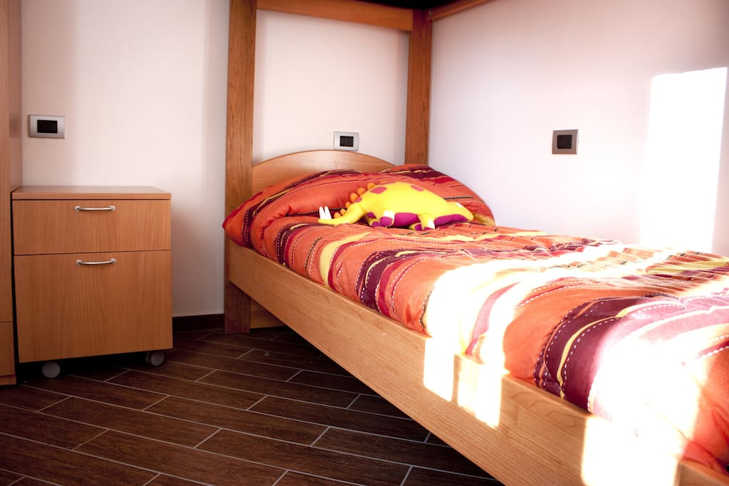 Two-beds room