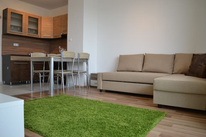 25eur offer upto 4 close to center! - Budapeste - Apartamento