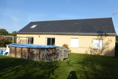 Big house, near Saint Brieuc - Coëtmieux - Bed & Breakfast