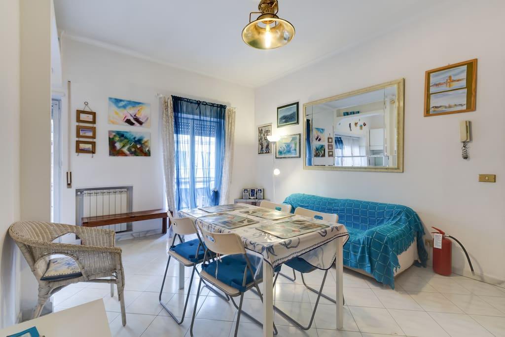 meer wohnung in ostia rom strand wohnungen zur miete in lido di ostia latium italien. Black Bedroom Furniture Sets. Home Design Ideas