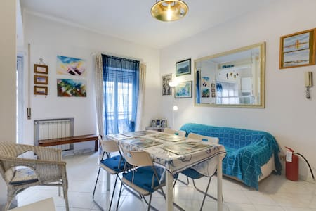 Sirene Holiday apartment is  in Ostia Rome Beach  it is 200 meter from the beach connected with Rome centre with 30 min Metro.  This beach apartment has 2 bedrooms, 2 bathrooms... Enjoy share your holiday in Ostia beach and Rome cityseight
