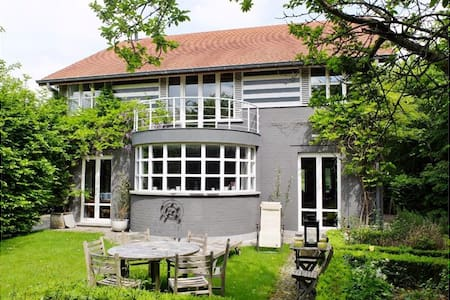 Cosy room in big house 10min from Bruges! - Oostkamp - Villa