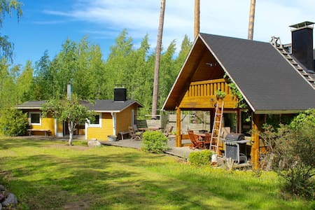 Cottage in the Finnish archipelago with a sauna!