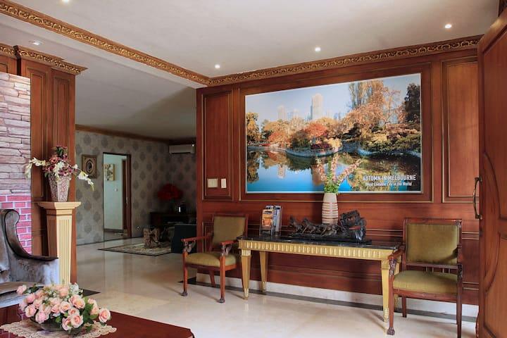 Agathon Guesthouse Pondok Indah - Kebayoran Lama - Pensione