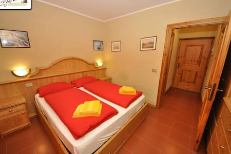 Chalet with 5 spacious bedrooms - Livigno - 公寓