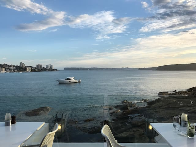 Apt w water views & close to Manly! - Fairlight - Pis
