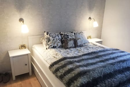 Beautiful 2-room apartment near Karlstad Downtown - 卡爾斯塔德(Karlstad) - 公寓
