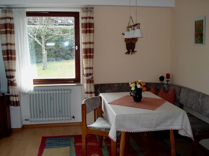 Ferienwohnung Harter, (Alpirsbach), Ferienwohnung, 42qm, 1 Schlafzimmer, max. 2 Erwachsene + 2 Kinder