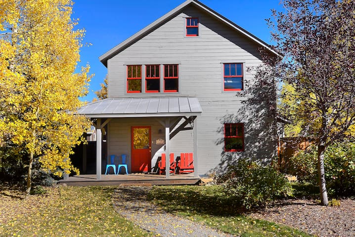 3bd/3ba (2 suites) - Modern Getaway in Downtown CB - Crested Butte - Hus