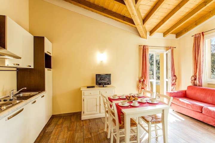 Apartment Golf Resort Il Ruscello for 6 persons