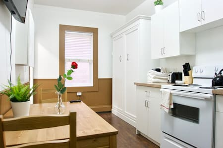 Affordable Apartment Downtown | Parking | Location