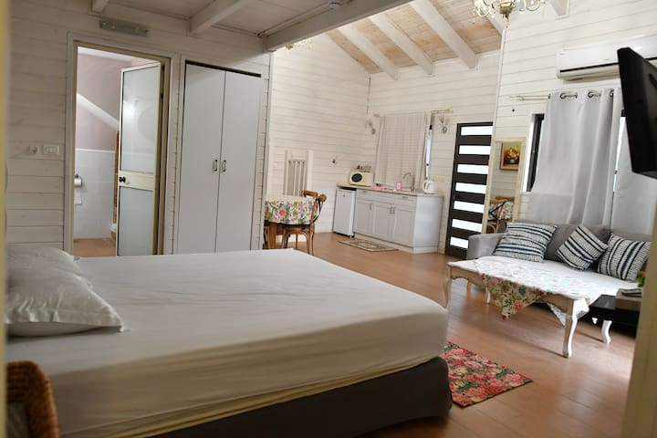 Shlomo Cabins Boutique - Givati cabin