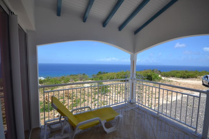 Bungalow Moon holidays Grand-Bourg Marie-Galante