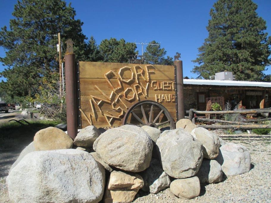 Visit Big Horn and Waldorf A Story