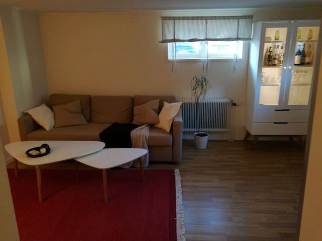 Lägenhet med närhet till Elmia och vätterstranden