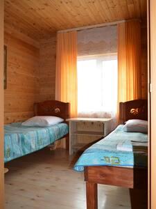 2х местный номер с общей ванной комнатой